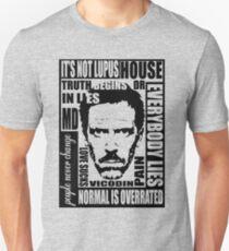 House MD Unisex T-Shirt