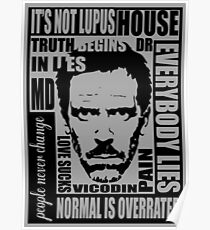 House MD Poster