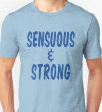 Howlin' Mad Murdock's 'Sensuous & Strong' T-Shirt