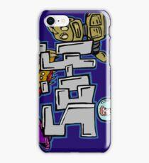 Sci-Fi iPhone Case/Skin