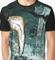 Cat Chester Graphic T-Shirt