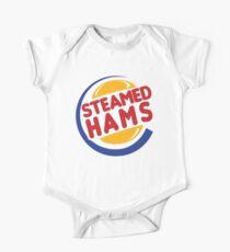 Steamed Hams One Piece - Short Sleeve