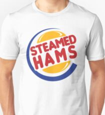 Steamed Hams [Roufxis - RB] Unisex T-Shirt