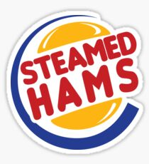 Steamed Hams [Roufxis - RB] Sticker