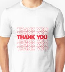 Thank You Plastic Bag T-Shirt