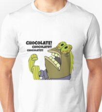 Chocolate Spongebob Unisex T-Shirt