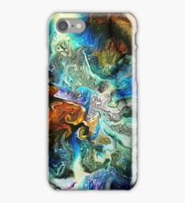 Tripping through Another Dimension iPhone Case/Skin