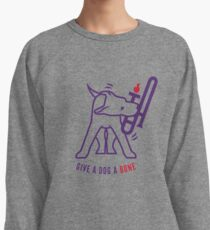 Give A Dog A Bone Lightweight Sweatshirt