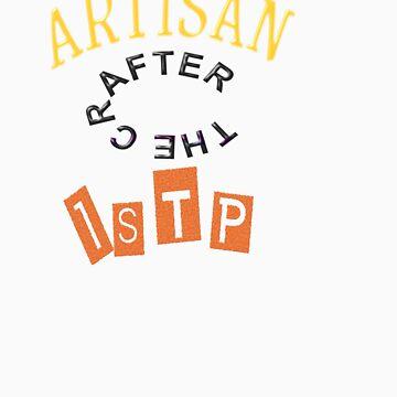 ISTP Artisian personality type by mav04