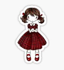 Dana Dollie Sticker