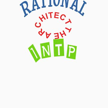 INTP Rational personality type by mav04