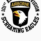 Screaming Eagles by Gilove2dance