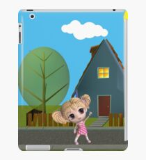 Chibi Girl iPad Case/Skin