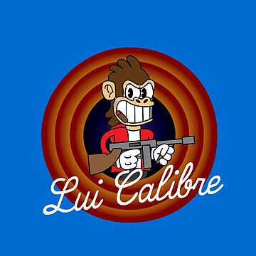 Lui Calibre Fan Art