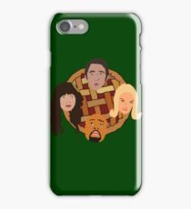 The Pie-Holers iPhone Case/Skin