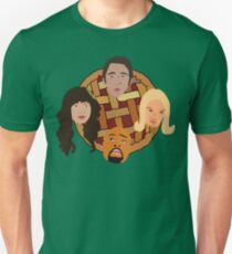 The Pie-Holers Unisex T-Shirt