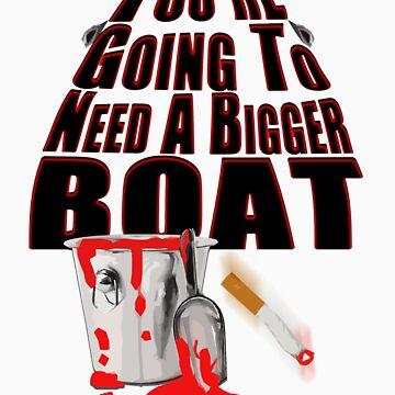 Bigger Boat Required by RockyBadlands
