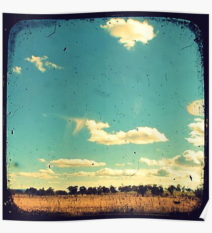Thunderbolt Country Through The Viewfinder (TTV) Poster