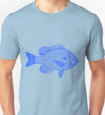 Bluegill Sunfish Unisex T-Shirt