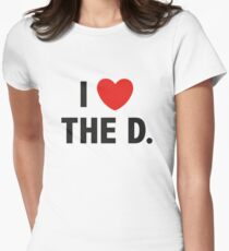 I Love The D. T-Shirt