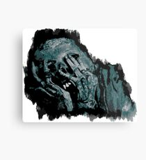 The Undead. Metal Print