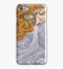 The Woman Who Sneezed Ghosts iPhone Case/Skin
