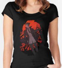 Kaiki Monogatari Women's Fitted Scoop T-Shirt