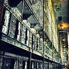 Ohio Reformatory, Mansfield, Ohio by Sheri Nye