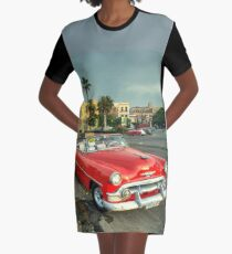 Chevy on the Prom  Graphic T-Shirt Dress