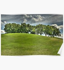 The Copse of Trees Poster