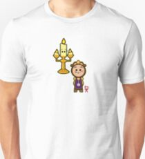 Candelabra and a clock T-Shirt