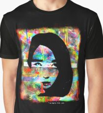 EYES WIDE OPEN... (1of4)  by The Spilt Ink Graphic T-Shirt