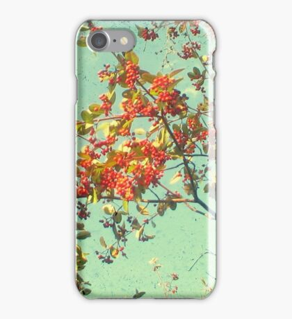 Look Up and Back iPhone Case/Skin