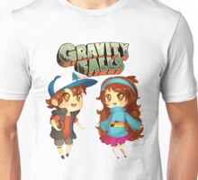 Gravity Falls Cuties Unisex T-Shirt
