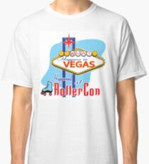 What happens in Vegas HAPPENED at RollerCon Classic T-Shirt