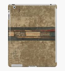 Old book cover iPad Case/Skin