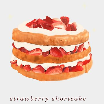 Strawberry Shortcake by schewy