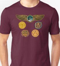Rick Riordan's Logos T-Shirt