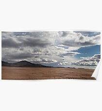 winnemucca clouds Poster