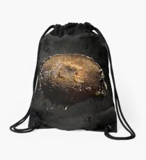 Helianthus Annuus Drawstring Bag
