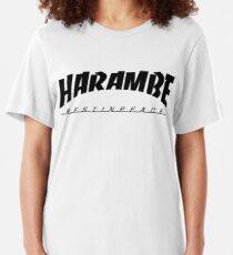 HARAMBE VINTAGE COLLECTION Slim Fit T-Shirt