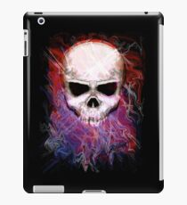 Color Skull iPad Case/Skin