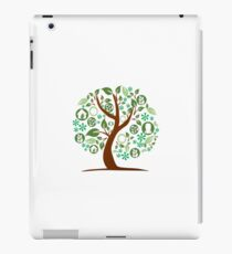 Clean and Green Earth iPad Case/Skin