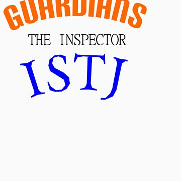 ISTJ Guardian personality by mav04