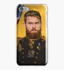 Aron Gunnarsson lord of Ice iPhone Case/Skin