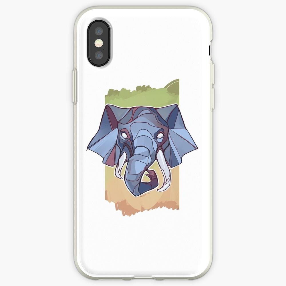 Dickhäuter iPhone-Hülle & Cover
