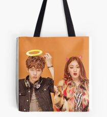 Cheese in the Trap Tote Bag
