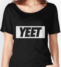 YEET Women's Relaxed Fit T-Shirt