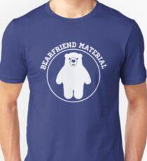 Bearfriend Material T-Shirt