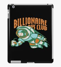 bbc and astronot iPad Case/Skin